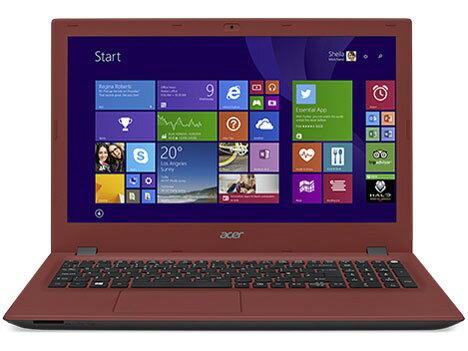 【ポイント5倍】Acer ノートパソコン Aspire E5-532-A14D/R [ローズウッドレッド] [液晶サイズ:15...