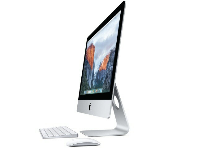 【ポイント5倍】APPLE Mac デスクトップ iMac MK142J/A [1600] [画面サイズ:21.5インチ CPU種類:...