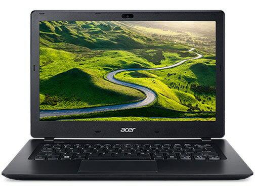 【ポイント5倍】Acer ノートパソコン Aspire V3-372-A34D/K [スティールブラック] [液晶サイズ:13...