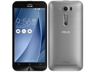[5 x 點] 華碩智慧手機 ZenFone 2 鐳射 ZE500KL GY16 sim 卡免費 [Gray] [載體 sim 卡免費 (不承運人簽訂服務合同) 作業系統︰ Android 5.0 螢幕尺寸︰ 5 英寸記憶體大小︰ 2 GB ROM 16 GB RAM 容量︰ 2400 mAh]