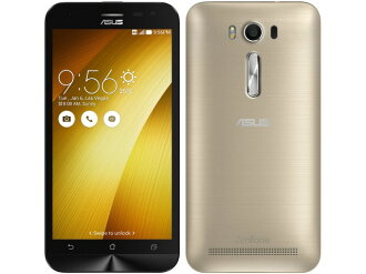 [5 x 點] 華碩智慧手機 ZenFone 2 鐳射 ZE500KL GD16 sim 卡免費 [金] [載體 sim 卡免費 (不承運人簽訂服務合同) 作業系統︰ Android 5.0 螢幕尺寸︰ 5 英寸記憶體大小︰ 2 GB ROM 16 GB RAM 容量︰ 2400 mAh]