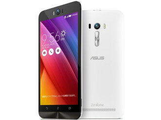 [5 x 點] 華碩智慧手機 ZenFone 自拍照 ZD551KL WH16 sim 卡免費 [白色] [SIM 無 (無載體合同) OS 類型︰ Android 5.0 螢幕尺寸︰ 5.5 英寸內部儲存體︰ ROM 16 GB 的 RAM 2 GB 電池容量︰ 3000 mAh]