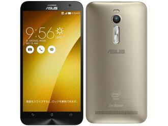 華碩智慧手機 ZenFone 2 ZE551ML GD32 sim 卡免費 [金] [SIM 無 (無載體合同) OS 類型︰ Android 5.0 螢幕尺寸︰ 5.5 英寸內部儲存體︰ ROM 32 GB RAM 2 GB 電池容量︰ 3000 mAh]