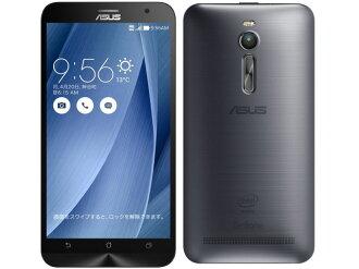 華碩智慧手機 ZenFone 2 ZE551ML GY64S4 sim 卡免費 [Gray] [SIM 無 (無載體合同) OS 類型︰ Android 5.0 螢幕尺寸︰ 5.5 英寸內部儲存體︰ ROM 64 GB RAM 4 GB 電池容量︰ 3000 mAh]