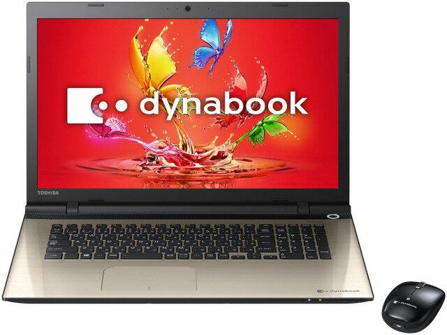 【ポイント5倍】東芝 ノートパソコン dynabook T67 T67/UG PT67UGP-BWA [液晶サイズ:17.3インチ C...