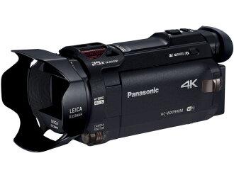 松下攝像機 HC WXF990M [手持攝像機拍攝時間︰ 215 分鐘重量︰ 405 克電影元素︰ MOS 1/2.3 型視頻有效圖元︰ 8290000 繪畫大]