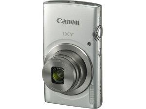 【キャッシュレス 5% 還元】 CANON デジタルカメラ IXY 180 [シルバー] [画素数:2050万画素(総画素)/2000万画素(有効画素) 光学ズーム:8倍 撮影枚数:220枚 備考:顔検出] 【楽天】 【人気】 【売れ筋】【価格】