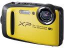 【ポイント5倍】富士フイルム デジタルカメラ FinePix XP90 [イエロー] [画素数:16
