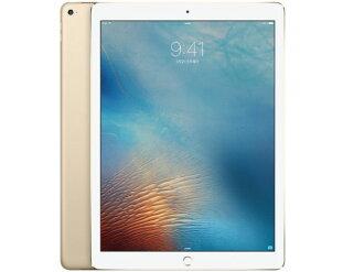 蘋果平板電腦 (設備) 和掌上型電腦 iPad 臨 Wi-Fi 模型 256 GB 毫升 0a V2J [金] [類型︰ 平板電腦的作業系統類型︰ IOS 9 萬圖元臉大小︰ 12.9 英寸 CPU:Apple A9X 記憶體容量︰ 256 GB]