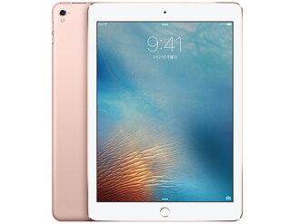 蘋果平板電腦 (電話)、 掌上型電腦 iPad Pro 9.7 英寸 Wi-Fi 模型 32 GB MM172J/A [玫瑰] [類型︰ 平板電腦的作業系統類型︰ IOS 9 萬圖元臉大小︰ 9.7 英寸 CPU:Apple A9X 存儲容量︰ 32 GB]