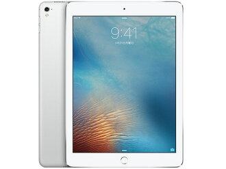 蘋果平板電腦 (電話)、 掌上型電腦 iPad Pro 9.7 英寸 Wi-Fi 模型 32 GB MLMP2J/A [銀] [類型︰ 平板電腦的作業系統類型︰ IOS 9 萬圖元臉大小︰ 9.7 英寸 CPU:Apple A9X 存儲容量︰ 32 GB]