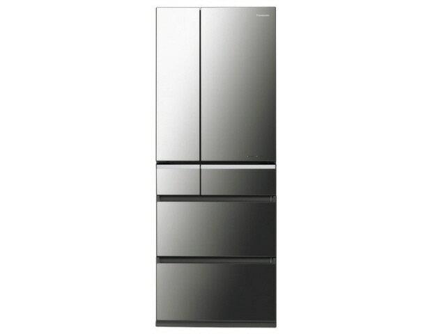 【代引不可】パナソニック 冷凍冷蔵庫 NR-F502XPV-X [オニキスミラー] [省エネ評価:★★★★★ ドアの開き方:フレンチドア(観音開き) タイプ:冷凍冷蔵庫 ドア数:6ドア 定格内容積:501L] 【楽天】【激安】 【格安】 【特価】 【人気】 【売れ筋】【価格】