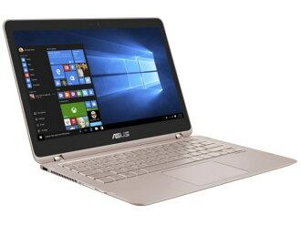 ASUS筆記型電腦ZenBook Flip UX360UA UX360UA-C4142TS[液晶尺寸:13.3英寸CPU:Core i5 6200U(Skylake)/2.3GHz/2核心CPU得分:3933 SSD容量:256GB存儲空間:8GB OS:Windows 10 Home 64bit]