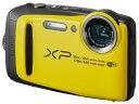 【ポイント5倍】富士フイルム デジタルカメラ FinePix XP120 [イエロー] [画素数:1