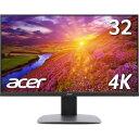【ポイント5倍】Acer 液晶モニタ・液晶ディスプレイ BM320bmidpphzx [32インチ ブラック] [モニタサイズ:32インチ モニタタイプ:ワイド 解像度(規格):4K(3840x2160) 入力端子:DVI/HDMI/DisplayPort/miniDisplayPort]