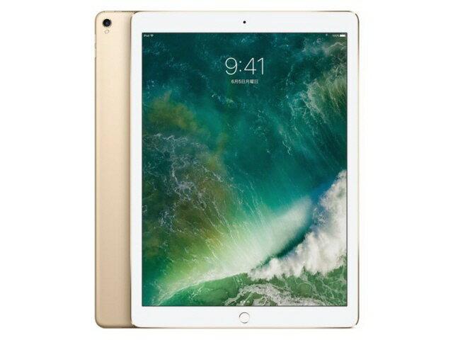 【ポイント5倍】APPLE タブレットPC(端末)・PDA iPad Pro 12.9インチ Wi-Fi 512GB MPL12J/A [ゴールド] [OS種類:iOS 10 画面サイズ:12.9インチ CPU:Apple A10X 記憶容量:512GB] 【楽天】 【人気】 【売れ筋】【価格】【半端ないって】