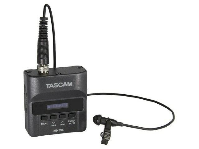 【ポイント5倍】TASCAM ICレコーダー DR-10L [最大録音時間:8.2時間] 【楽天】 【人気】 【売れ筋】【価格】