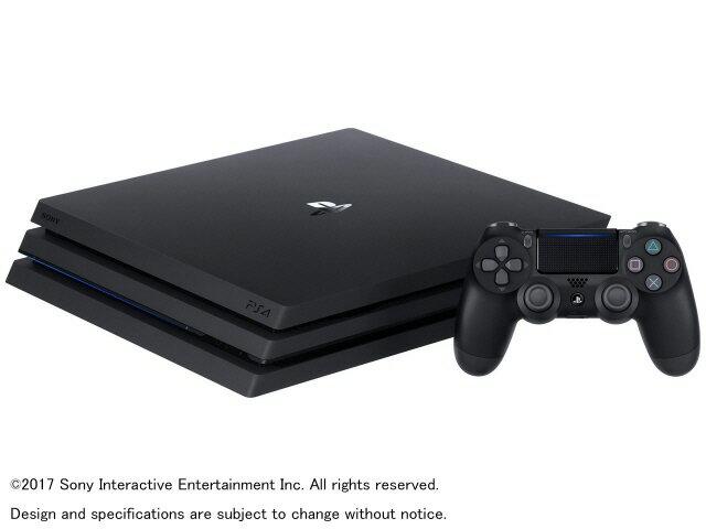 SONY ゲーム機 プレイステーション4 Pro CUH-7100BB01 [1TB ジェット・ブラック] 【楽天】 【人気】 【売れ筋】【価格】【半端ないって】