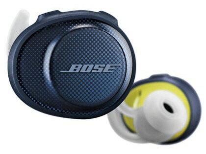 【ポイント5倍】Bose イヤホン・ヘッドホン SoundSport Free wireless headphones [ミッドナイトブルー×イエローシトロン] [タイプ:インナーイヤー 装着方式:左右分離型 駆動方式:ダイナミック型] 【楽天】 【人気】 【売れ筋】【価格】【半端ないって】