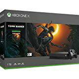 マイクロソフト ゲーム機 Xbox One X (シャドウ オブ ザ トゥームレイダー同梱版) [1TB] 【楽天】 【人気】 【売れ筋】【価格】
