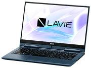 【ポイント5倍】NEC ノートパソコン LAVIE Hybrid ZERO HZ550/LAL PC-HZ550LAL [インディゴブルー] [液晶サイズ:13.3インチ CPU:Core i5 8250U(Kaby Lake Refresh)/1.6GHz/4コア CPUスコア:7670 ストレージ容量:SSD:256GB メモリ容量:8GB OS:Windows 10 Home 64bit]