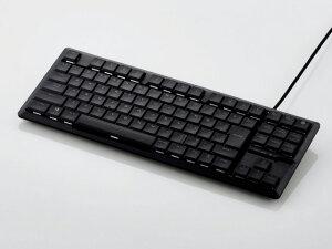 エレコム キーボード ARMA TK-ARMA30BK [ブラック] [