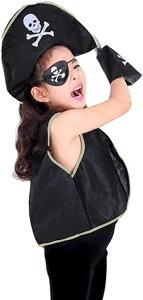海賊 コスプレ 子供 衣装 パイレーツ コスチューム ボ