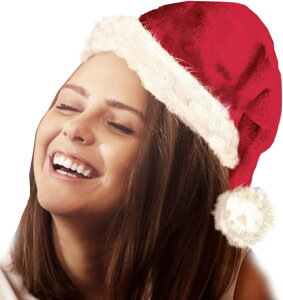 サンタ帽子 大きめ クリスマス 髪型崩れない 小顔 コ