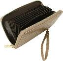 ショッピング母子手帳ケース 通帳ケース 磁気防止 大容量 通帳入れ8冊 カード16枚収納 レディース パスポートケース 母子手帳ケースにも(グレージュ)