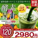 送料無料【132包入4ヶ月分】国産 熊本県産 朝摘み大麦若葉 飲みやすい抹茶風味 44包×3個 酵素