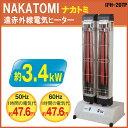 遠赤外線が体に吸収され、直接芯から温まるため、快適な温かさを実感できます。