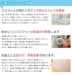 ������̵���۷����ڥХ��ޥå�®�������ޥå���45×35cm�ߥ˥�����M�������ڥХ��ޥå�/�����ޥå�/�ץ쥼���/®��/�⥤��/����Ϥ/���̽�/����/��/Ĵ����ǽ/���������ɡ�(bath-keisoudo-m-01)