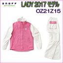 【2017モデル】レディース OZ21Z15レインウェア(上下セット)オノフ ONOFF グローブラ...