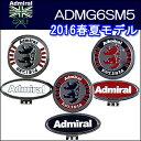 【2016 春夏モデル】ADMIRAL CAP MAKER キャップマーカーADMG6SM5 アドミラルゴルフ Admiral Golメタルあす楽【ゴルフ】