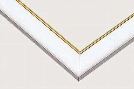 ジグソーパズル用 ゴールドモール木製パネル ホワ...の商品画像