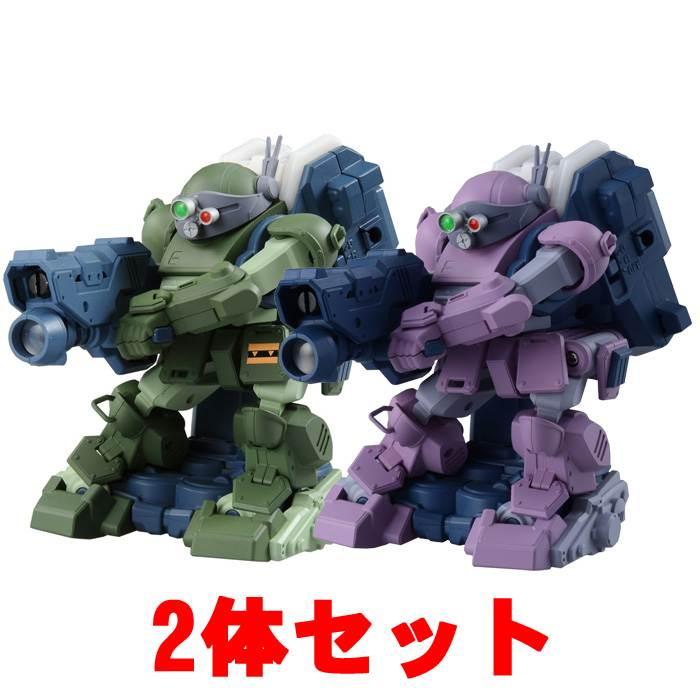 【2体セット】超速銃撃ロボットホビー ガガンガン 装甲騎兵ボトムズ スコープドッグモデル …...:yousay-do-pointup:10031224