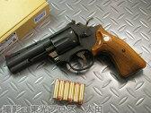 【送料無料!】 ハートフォード 発火モデルガン スマイソン 4インチ ヘビーウェイト 旧CMC製 復刻版木製グリップ付