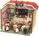 【送料無料!】 ビリーの手作りドールハウスキット 小学校キット 「 こくごの時間 」