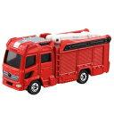 【全品ポイント増量!】トミカ No.119 モリタ 13mブーム付多目的消防ポンプ自動車 MVF