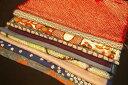 正絹古布はぎれ 大判セット50cmハギレ15枚セット送料無料
