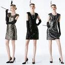 ショッピングスパンコール イブニングドレス 社交ダンス 3色 スパンコール 礼服 舞台 演出 ヨーロッパ 宮廷風 ダンス衣装 rylf24