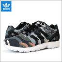 アディダス スニーカー adidas Originals (アディダス オリジナルス) レディース スニーカー コラボスニーカー 靴 シューズ スニーカー RITA ORA (リタ・オラ) GEISHA ZX FLUX (BLACK/WHITE ブラック/ホワイト) S75039 【あす楽対応】