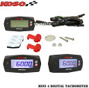 【正規品】KOSO Mini4 LEDタコメーターFTR223FTR250XR230XR250モタードXLR250バハCRF250LCRF250MCRF250Rフュージョンフォルツァフェイズ