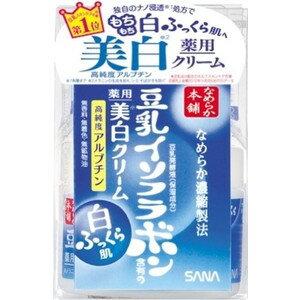 SANA サナ なめらか本舗 豆乳イソフラボン 薬用美白クリーム 50g