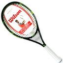 ウイルソン(Wilson)【テニスラケット】【送料無料】【テニス】ウイルソン(Wilson) モンフィス ツアー100 テニスラケット 国内未発売モデル ガエル・モンフィスシグネチャーモデル【あす楽】