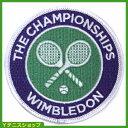★ポイント2倍★Wimbledon(ウィンブルドン)全英オープンテニス オフィシャル記念グッズ ワッ