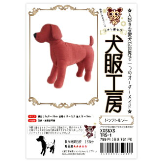 Torso Studio tiny dog video description and