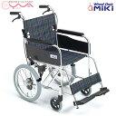 車椅子 軽量 折り畳み MiKi ミキ M-1 MPCN-46JD 車い