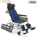 車椅子 車いす 車イス MiKi ミキ BAL-14 介護用品 送料無料