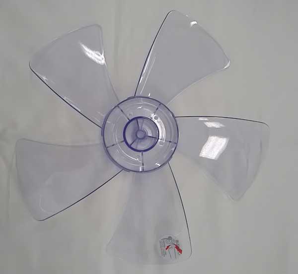 ユアサ リビング扇風機専用 交換用羽根 30cmタイプ【扇風機羽根】部品 羽 他社には使えません!